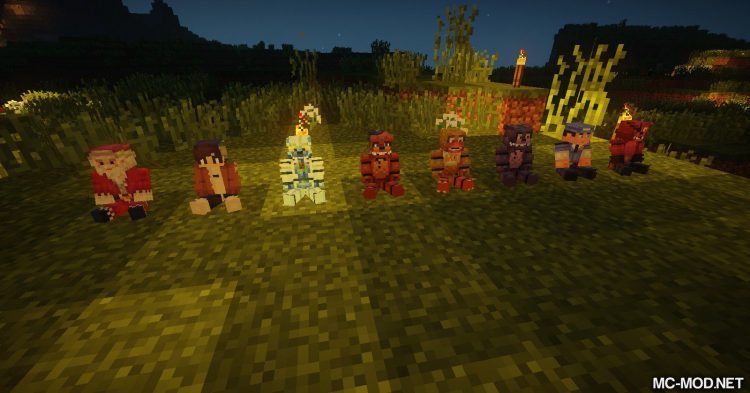 BDM mod for Minecraft (22)