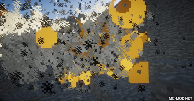 Bombastic Solution mod for Minecraft (19)