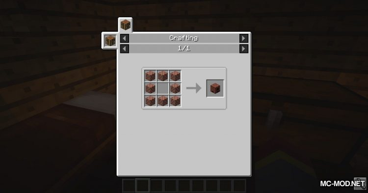Brickery mod for Minecraft (1)
