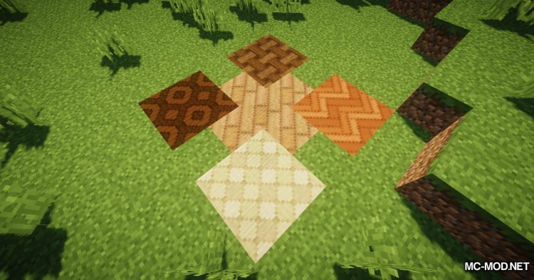 Brickery mod for Minecraft (12)