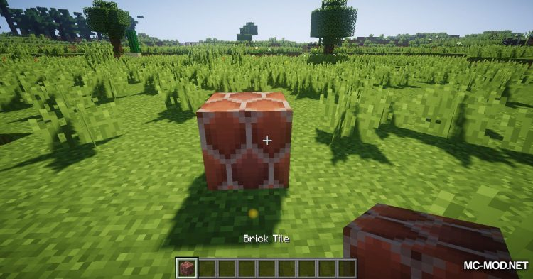 Brickery mod for Minecraft (5)
