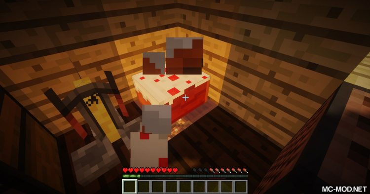 Cake Chomps mod for Minecraft (10)