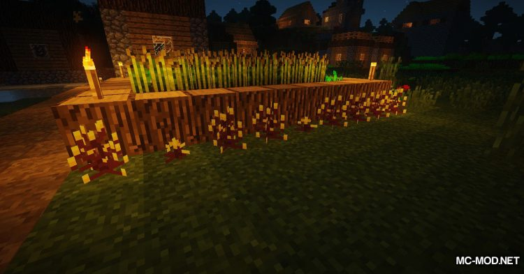 Cave Root mod for Minecraft (10)