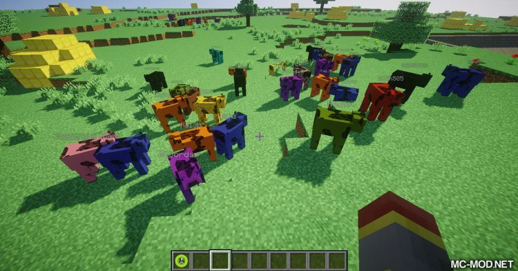 Ced_s Unleashed Life mod for Minecraft (13)