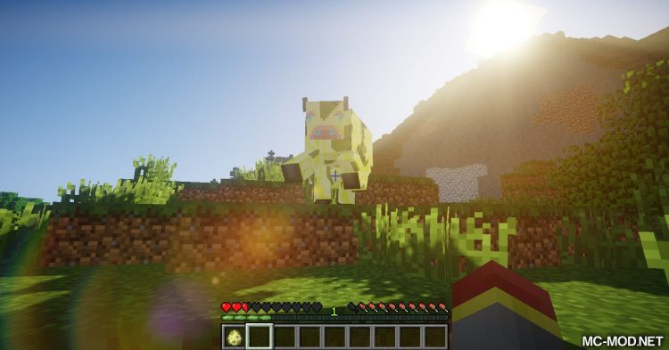 Ced_s Unleashed Life mod for Minecraft (2)