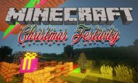 Christmas Festivity mod for Minecraft logo