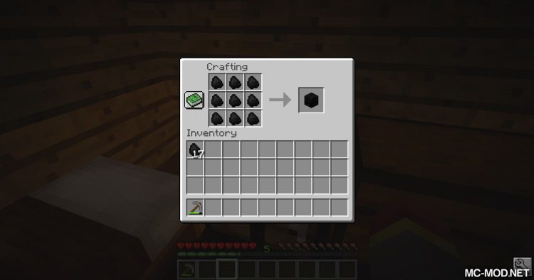 Coal Tools Mod mod for Minecraft (4)