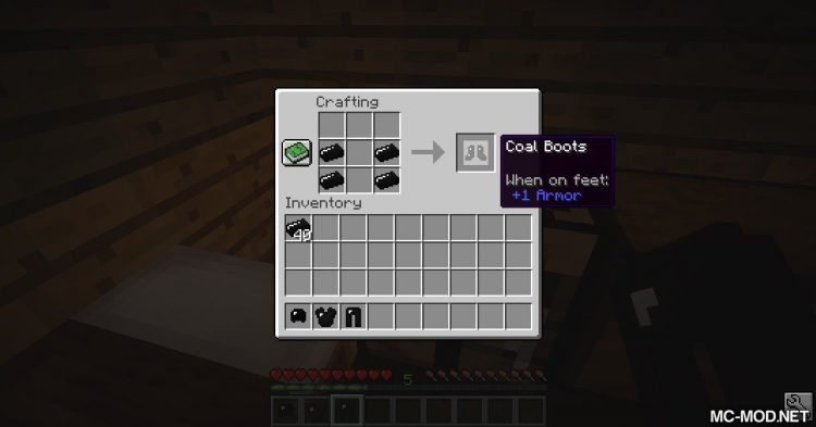 Coal Tools Mod mod for Minecraft (7)