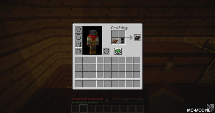 Cosmetic Beds mod for Minecraft (5)