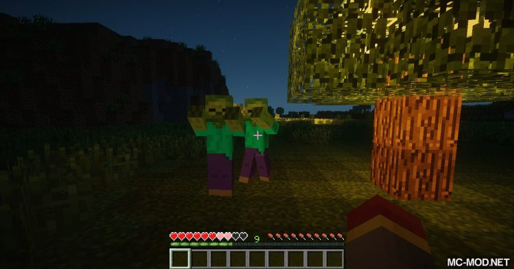 Creatures Love Beacons mod for Minecraft (1)
