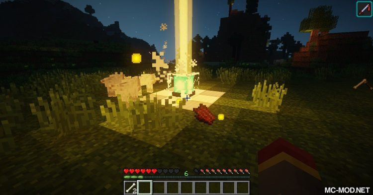 Creatures Love Beacons mod for Minecraft (10)