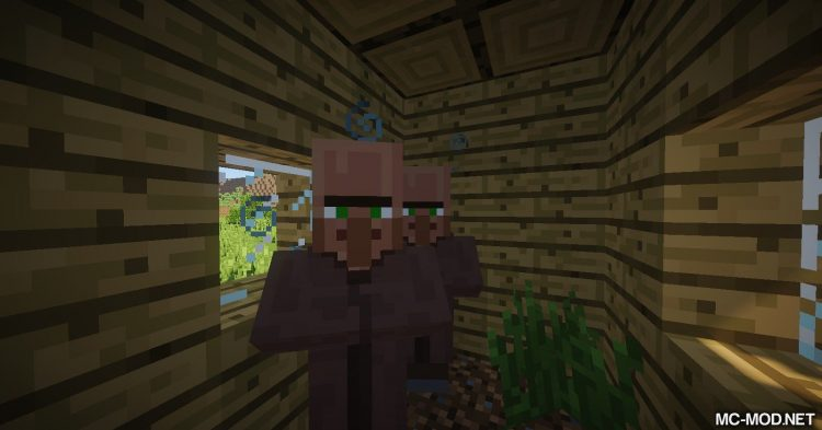 Creatures Love Beacons mod for Minecraft (12)
