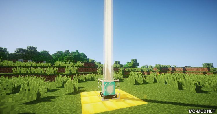Creatures Love Beacons mod for Minecraft (13)
