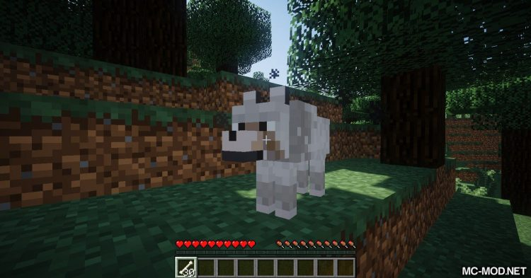 Creatures Love Beacons mod for Minecraft (3)
