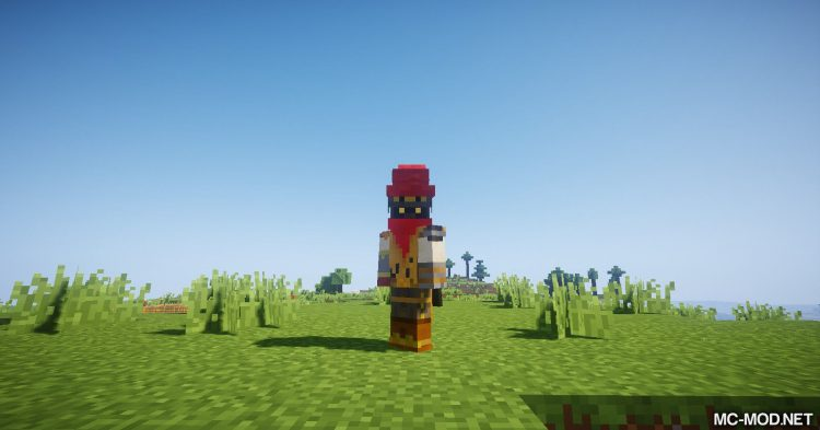 Gnomed mod for Minecraft (2)