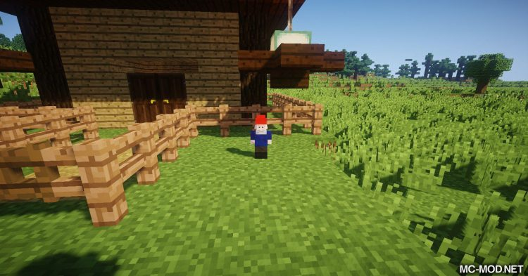 Gnomed mod for Minecraft (4)