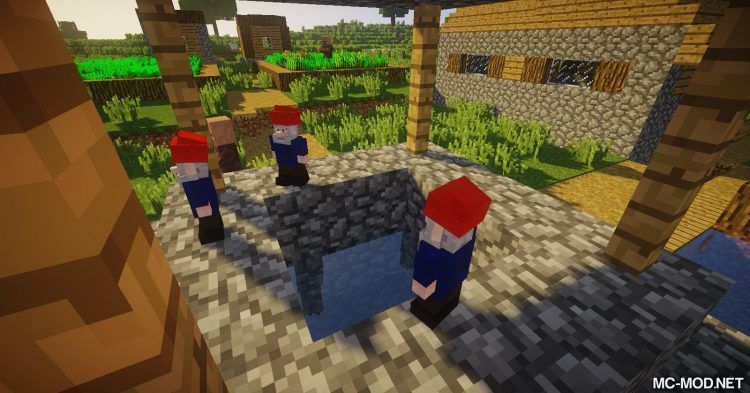Gnomed mod for Minecraft (7)