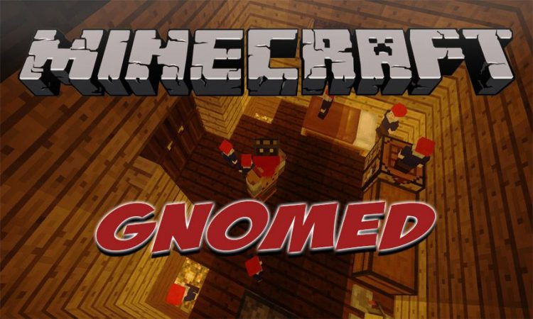 Gnomed mod for Minecraft logo