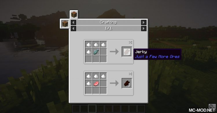 Just A Few More Ores mod for Minecraft (20)
