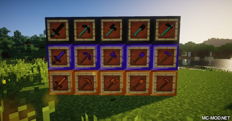 Just A Few More Ores mod for Minecraft (23)