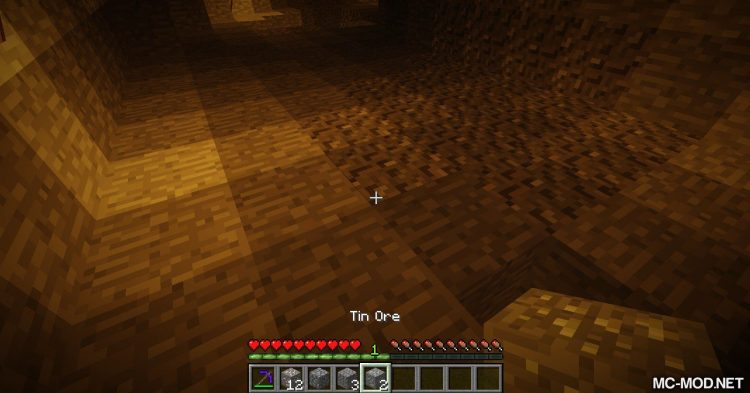 Just A Few More Ores mod for Minecraft (5)