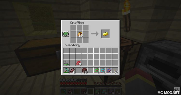 Nether Ores Plus+ mod for Minecraft (18)