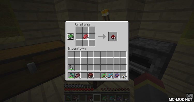 Nether Ores Plus+ mod for Minecraft (19)