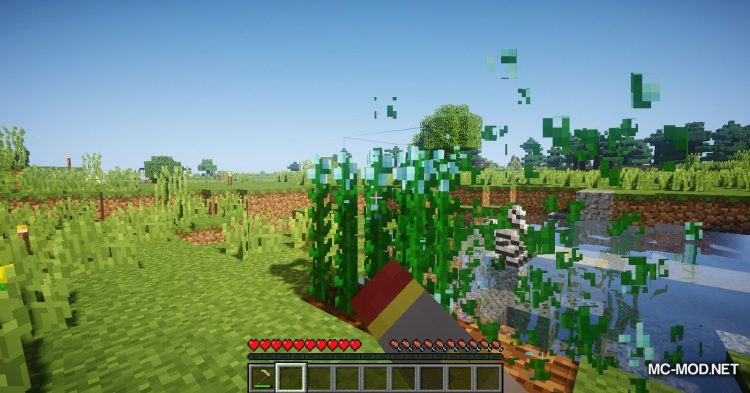 Simple Flax mod for Minecraft (6)