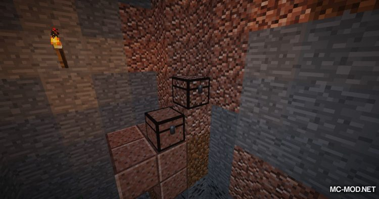Stone Chests mod for Minecraft (7)