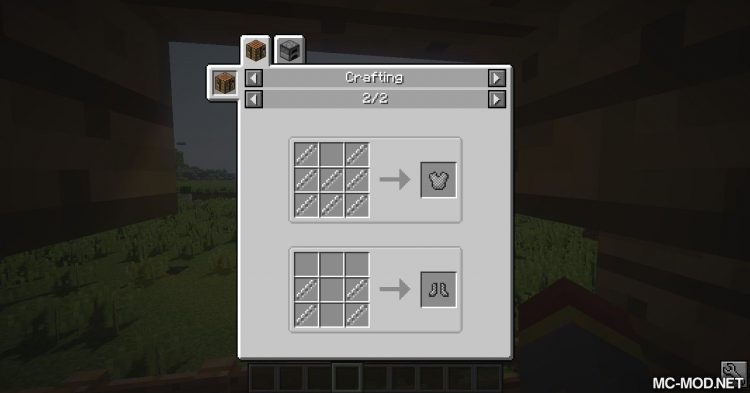 Survival Addtions mod for Minecraft (34)