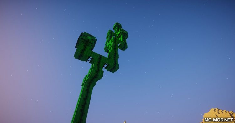 The Cactus Mod mod for Minecraft (1)