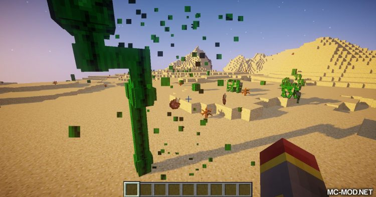The Cactus Mod mod for Minecraft (2)