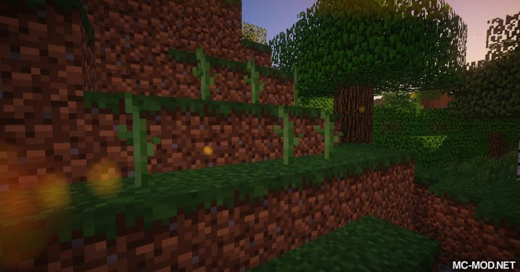 Volcanic Evolution mod for Minecraft (1)