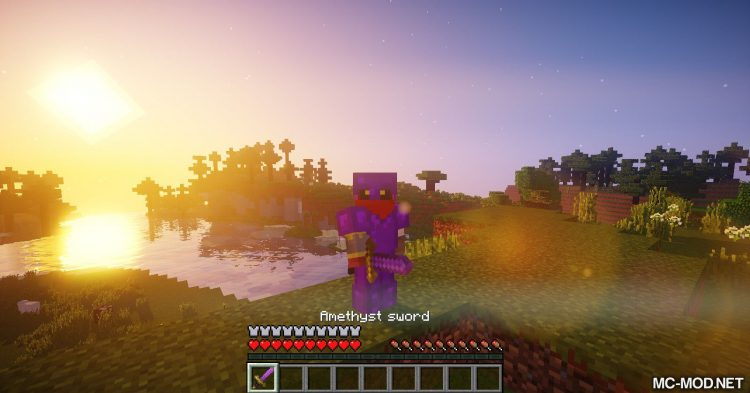 Volcanic Evolution mod for Minecraft (19)
