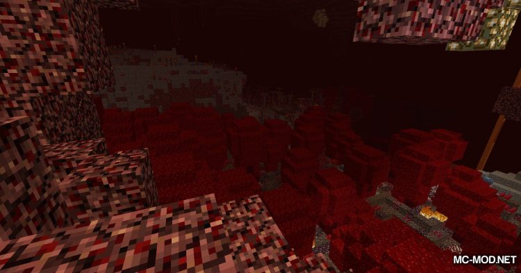 BetterNether mod for Minecraft (3)