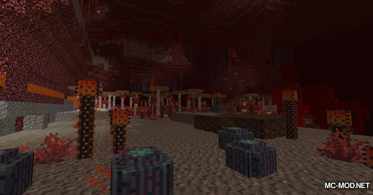 BetterNether mod for Minecraft (5)
