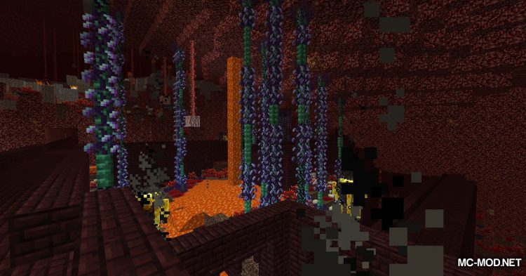 BetterNether mod for Minecraft (6)