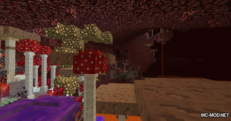 BetterNether mod for Minecraft (8)