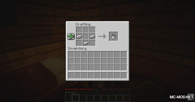 Collecting Rain mod for Minecraft (4)