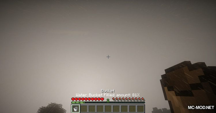 Collecting Rain mod for Minecraft (5)