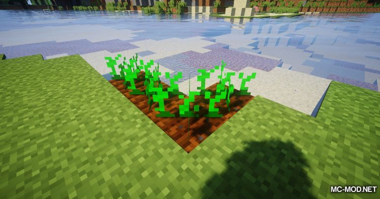 CucumberMod mod for Minecraft (6)
