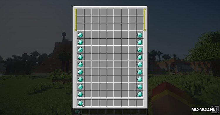 Expandable Inventory mod for Minecraft (14)