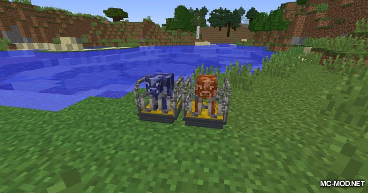 Fluid Cows mod for Minecraft (16)