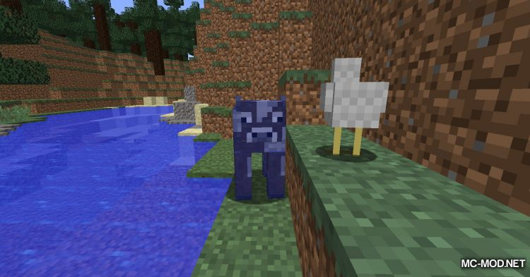 Fluid Cows mod for Minecraft (3)
