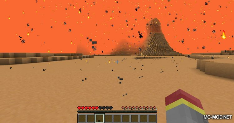 Genesis of Desolation mod for Minecraft (16)