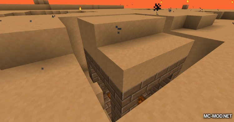 Genesis of Desolation mod for Minecraft (19)