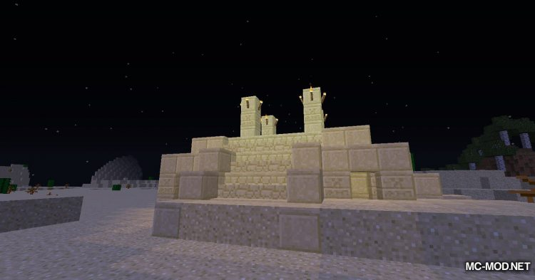 Genesis of Desolation mod for Minecraft (2)