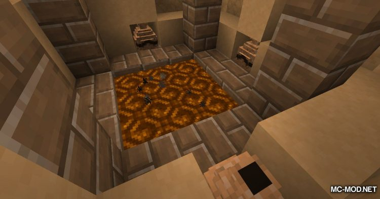 Genesis of Desolation mod for Minecraft (20)