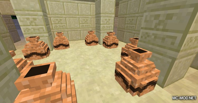 Genesis of Desolation mod for Minecraft (3)