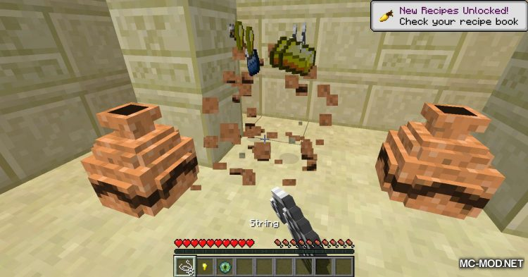 Genesis of Desolation mod for Minecraft (4)